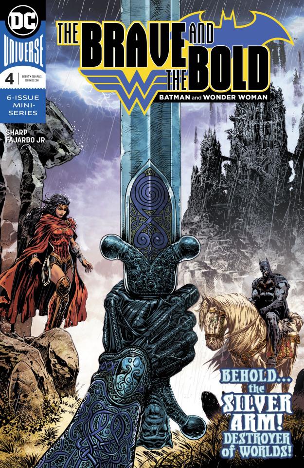 The Brave & The Bold: Batman & Wonder Woman #4