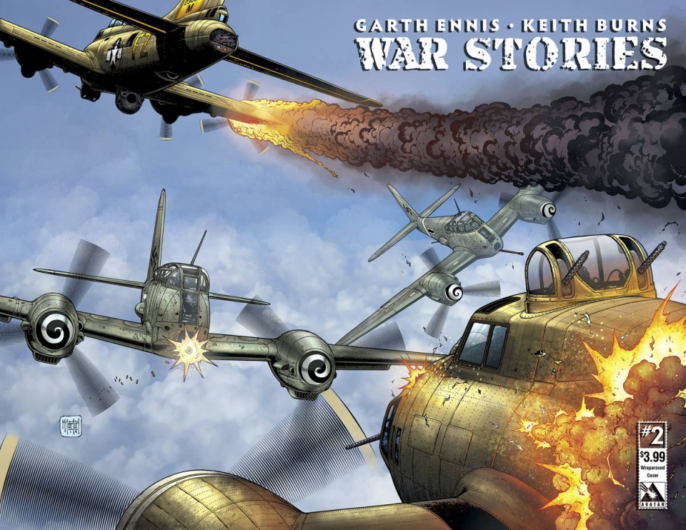 War Stories #2 (Wrap Cover)