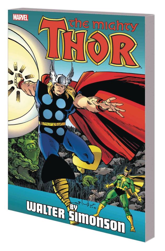Thor by Walter Simonson Vol. 4