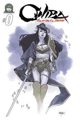 Oniba: Swords of the Demon #0 (10 Copy Cover)