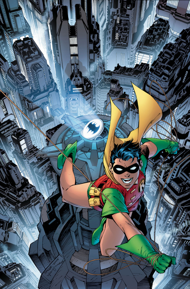 Robin: 80 Years of the Boy Wonder