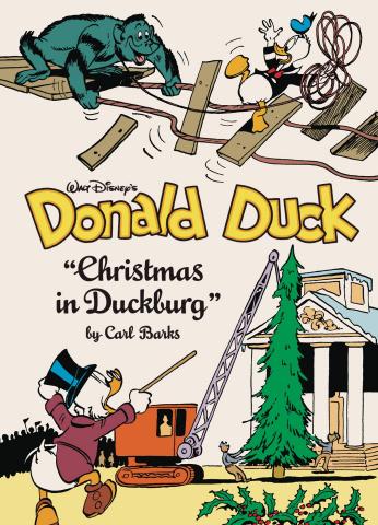 Walt Disney's Donald Duck Vol. 14: Christmas in Duckburg