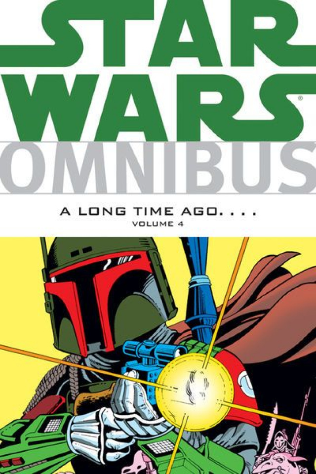 Star Wars Omnibus Vol. 4: A Long Time Ago...