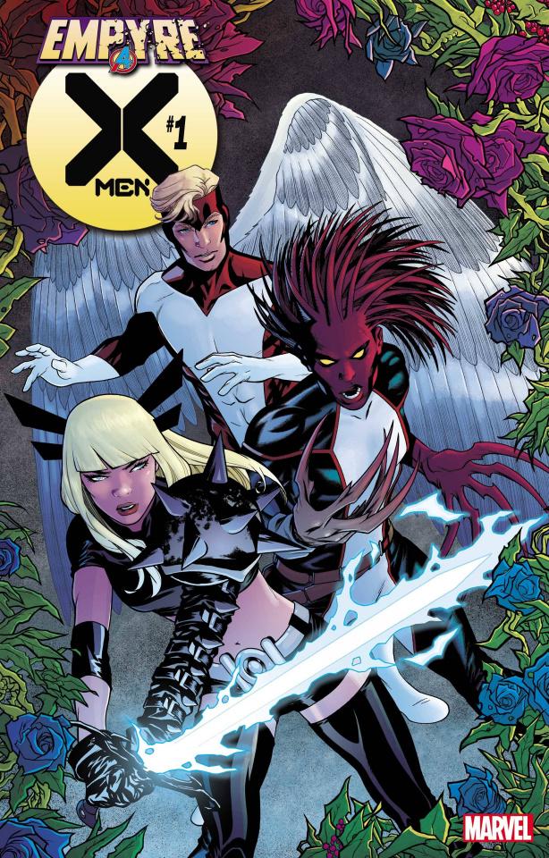 Empyre: X-Men #1