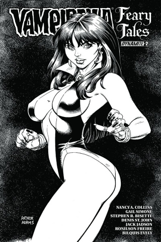 Vampirella: Feary Tales #2 (25 Copy Cover)