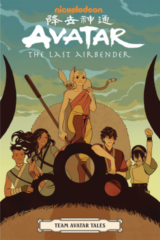 Avatar: The Last Airbender: Team Avatar Tales