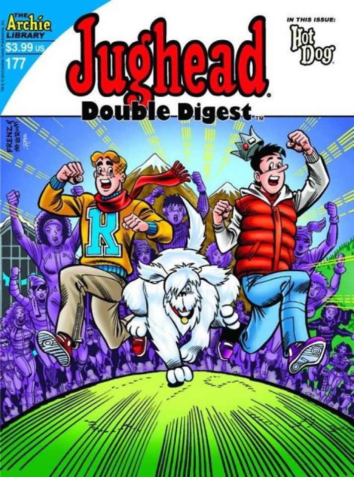 Jughead Double Digest #177