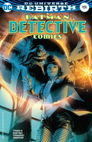 Detective Comics #959 (Variant Cover)