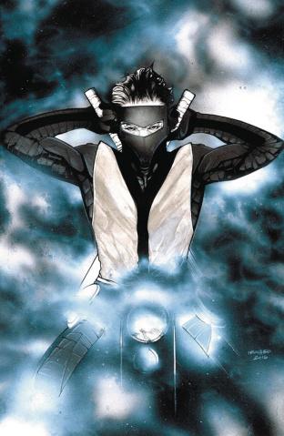 Ninjak #27 (Sanchez Cover)