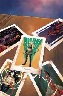 Grimm Fairy Tales: Robyn Hood - Tarot (Preitano Cover)