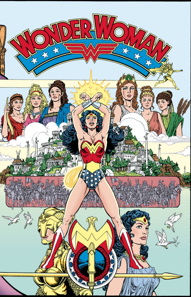 Wonder Woman #1 (1987 Facsimile Edition)