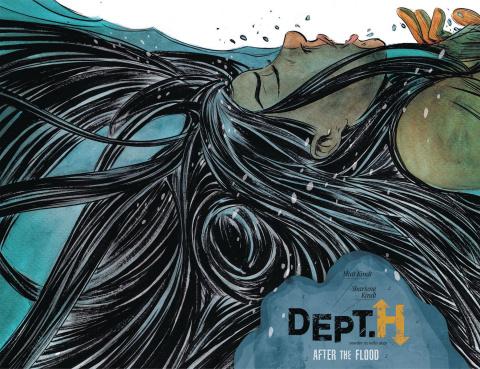 Dept.H Vol. 2: After the Flood