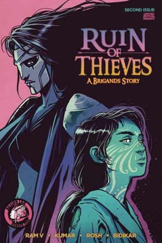 Ruin of Thieves: A Brigand's Story #2 (Wijngaard Cover)