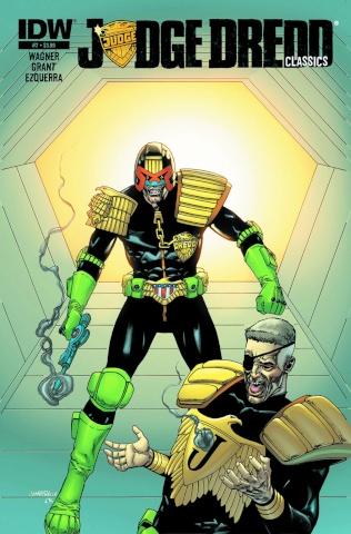 Judge Dredd Classics #7