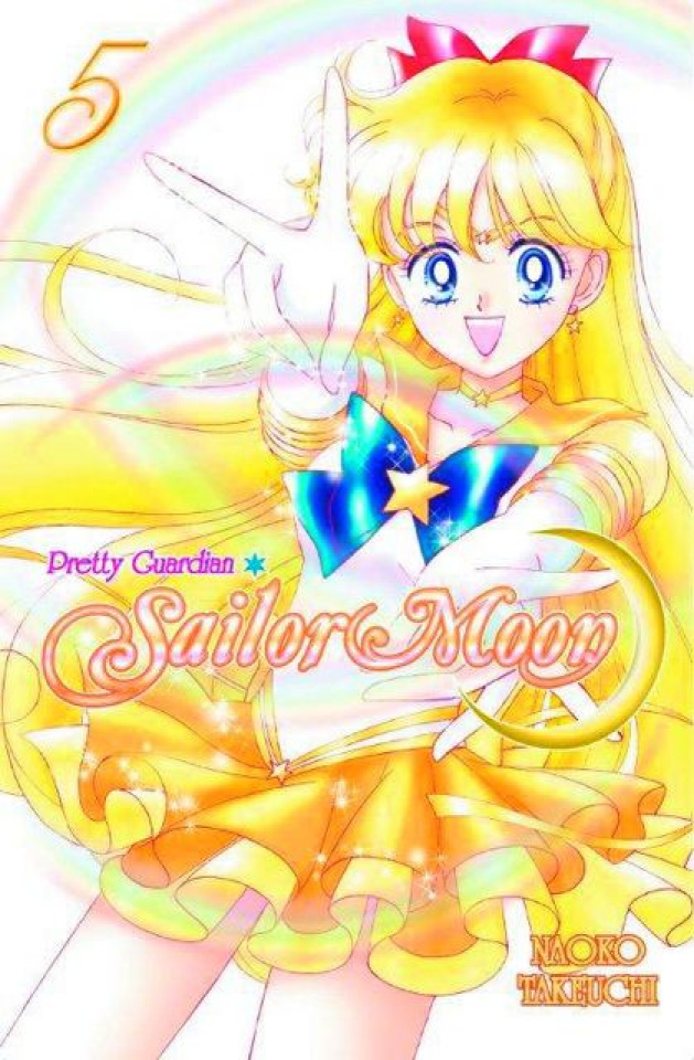 Sailor Moon Vol. 5