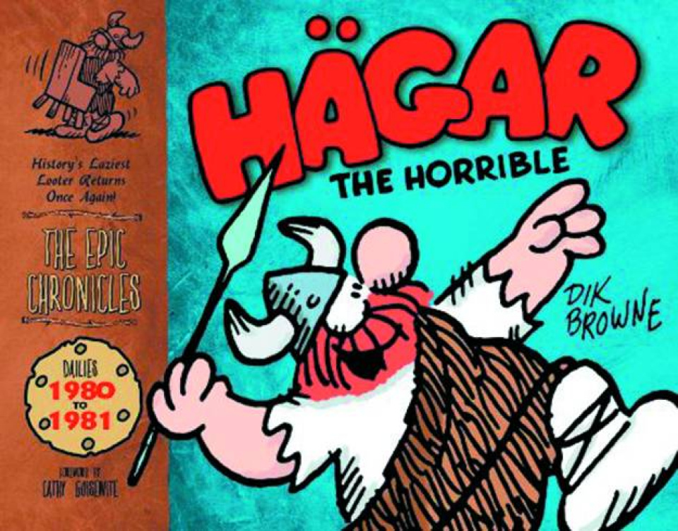 Hagar the Horrible: 1980 to 1981