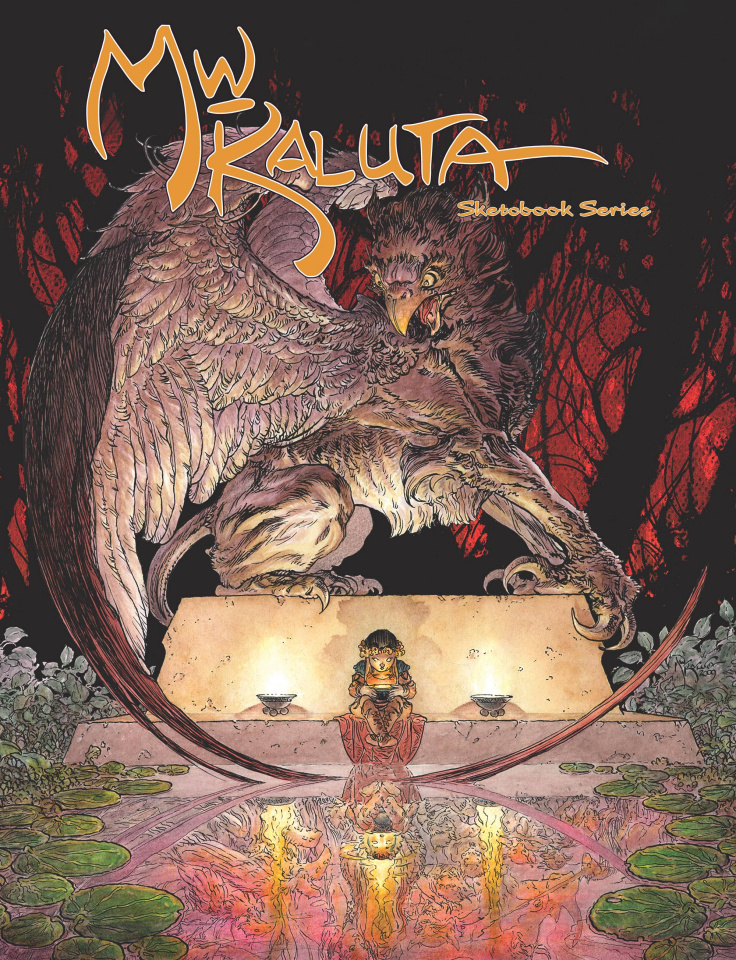 Michael Kaluta: Sketchbook Series Vol. 5