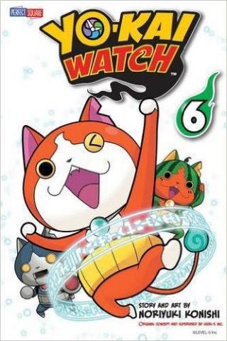 Yo-Kai Watch Vol. 6