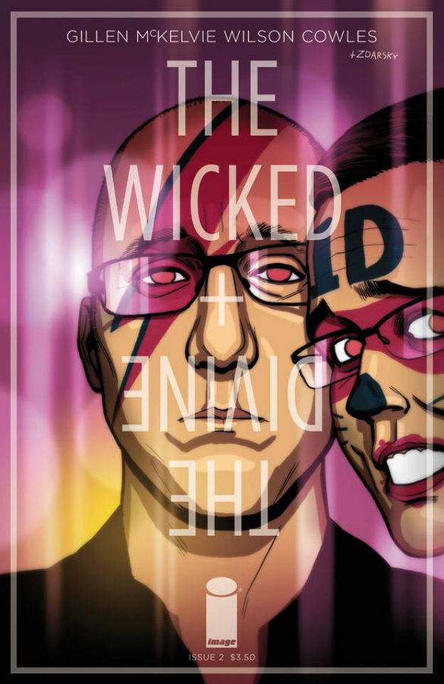 The Wicked + The Divine #2 (Zdarsky Cover)
