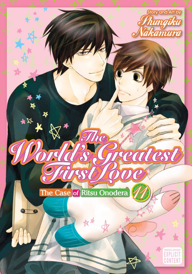 The World's Greatest First Love Vol. 11