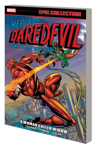 Daredevil: A Woman Called Widow (Epic Collection)