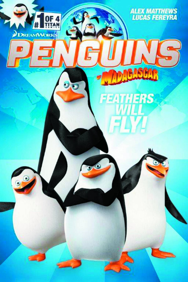 The Penguins of Madagascar #1