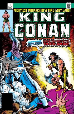 King Conan #1 (True Believers)