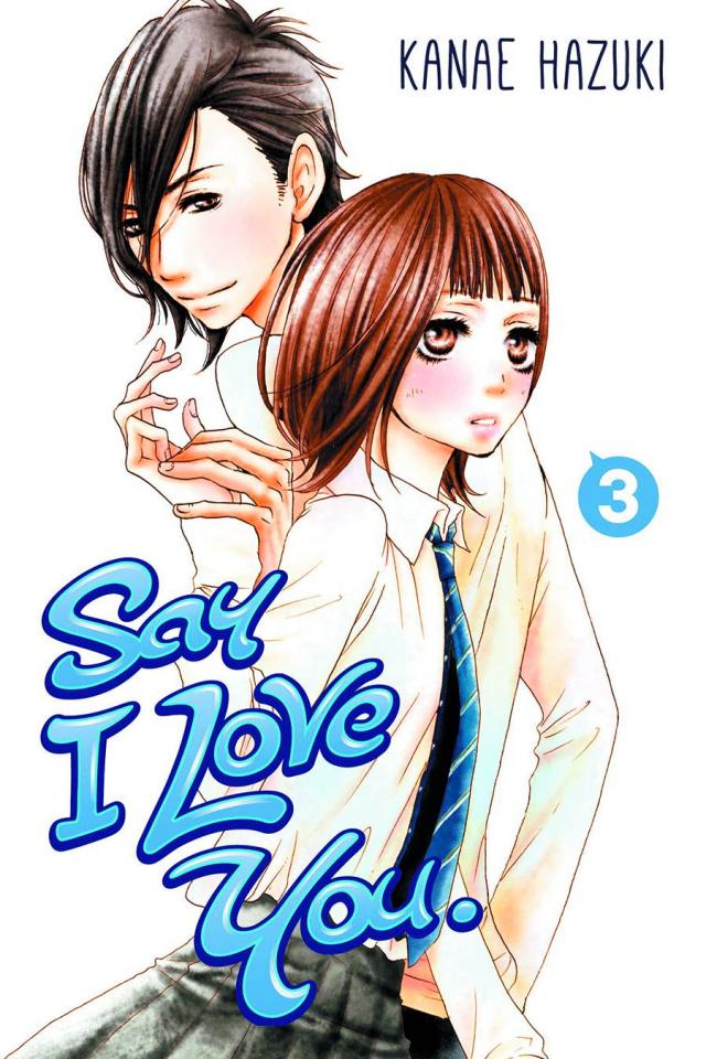 """Say """"I Love You"""" Vol. 3"""