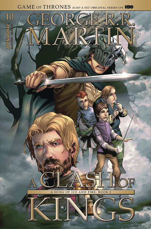 A Game of Thrones: A Clash of Kings #10 (Rubi Cover)