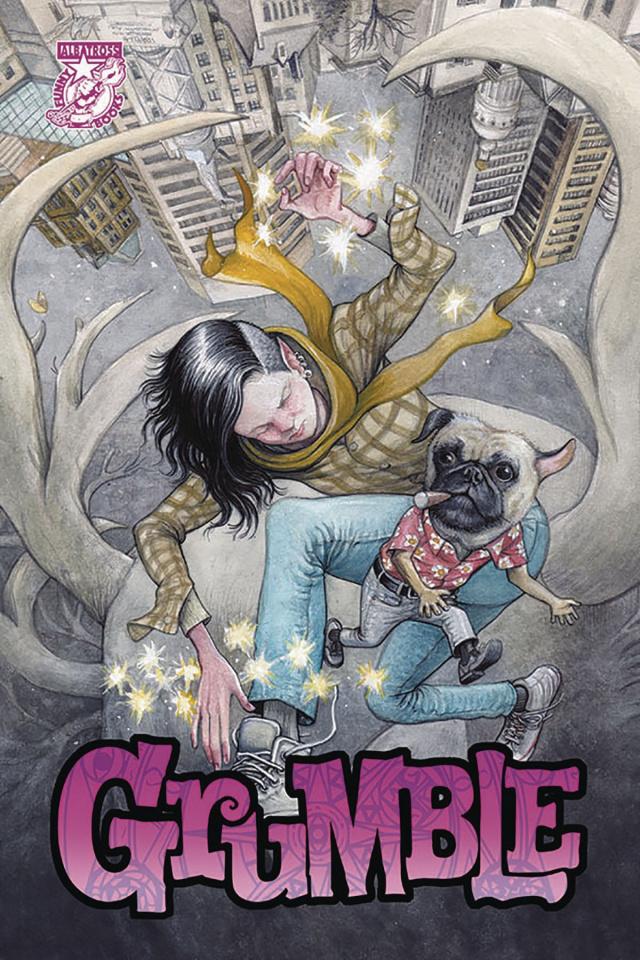 Grumble #3 (Farel Dalrymple Cover)