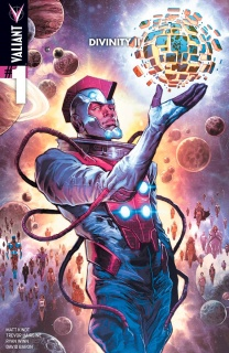 Divinity II #1 (20 Copy Jimenez Cover)
