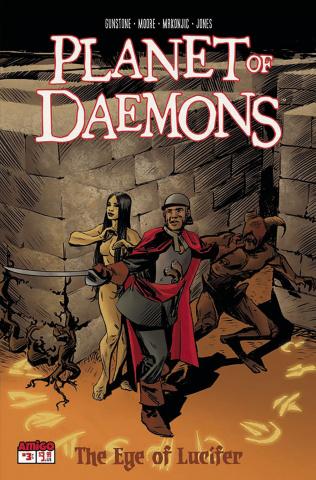 Planet of Daemons #3