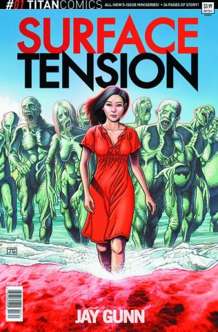 Surface Tension #1 (Gunn Cover)