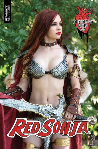Red Sonja Valentines Special (Cosplay Cover)
