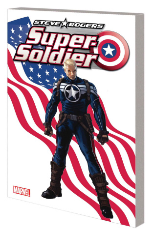 Steve Rogers: Super Soldier