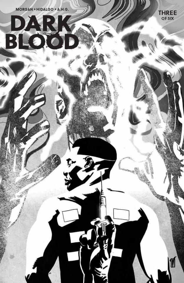 Dark Blood #3 (10 Copy De Landro Cover)