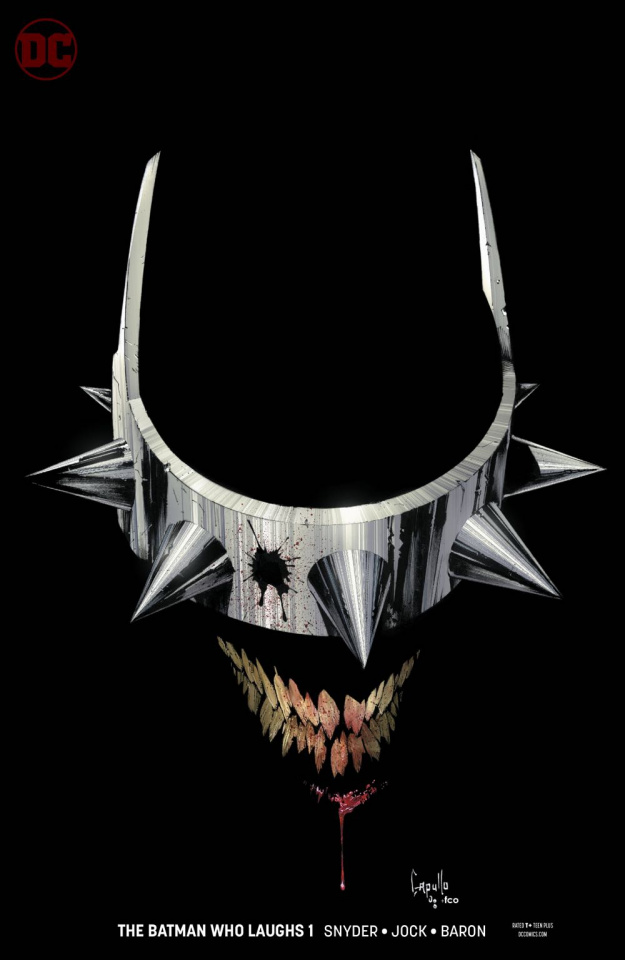 The Batman Who Laughs #1 (Variant Cover)