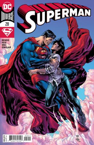 Superman #28 (Ivan Reis & Joe Prado Cover)