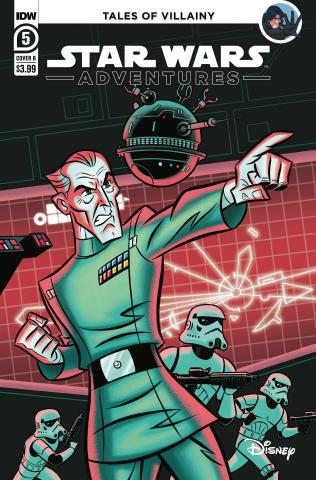 Star Wars Adventures #5 (Beavers Cover)