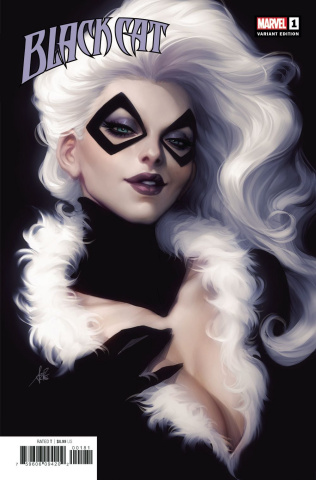 Black Cat #1 (Artgerm Cover)