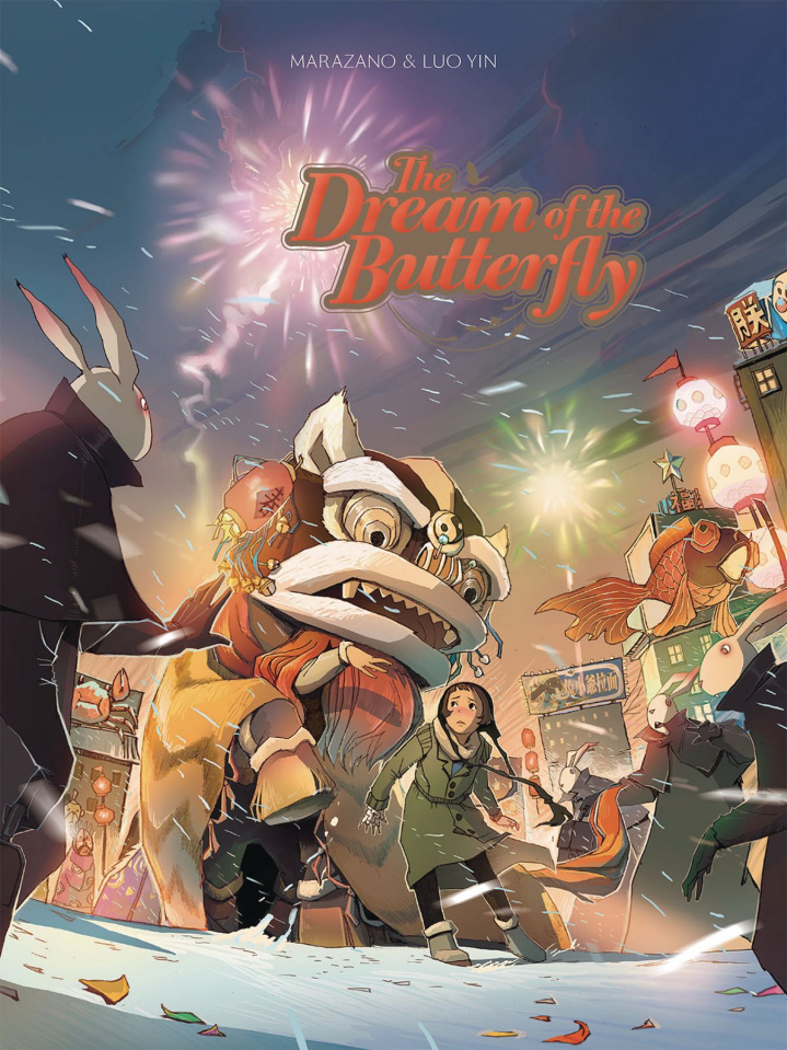 The Dream of the Butterfly Vol. 1: Rabbits of the Moon