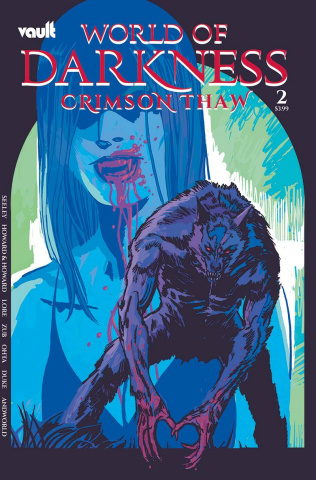 World of Darkness: Crimson Thaw #2 (Hixson Cover)