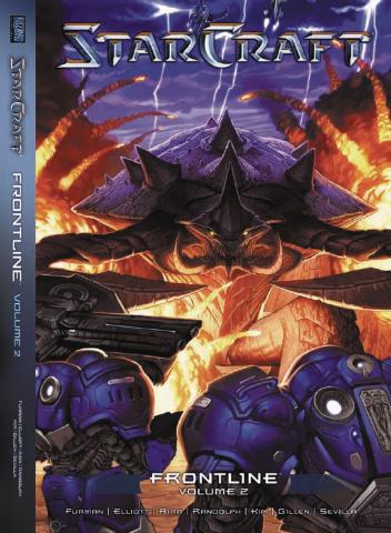 StarCraft: Frontline Vol. 2