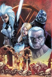 Extraordinary X-Men #6