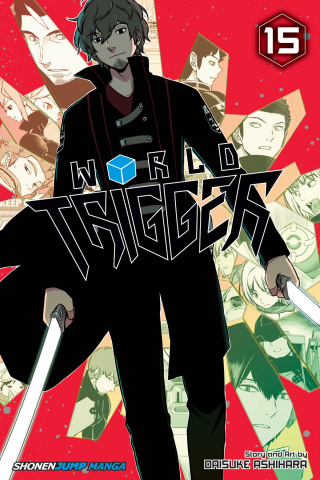 World Trigger Vol. 15