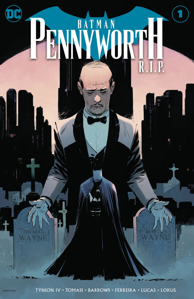 Batman: Pennyworth RIP #1