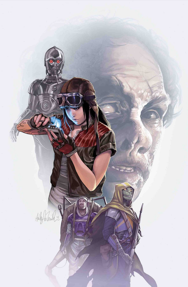 Star Wars: Doctor Aphra #28