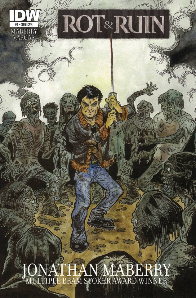 Rot & Ruin #1 (Subscription Cover)