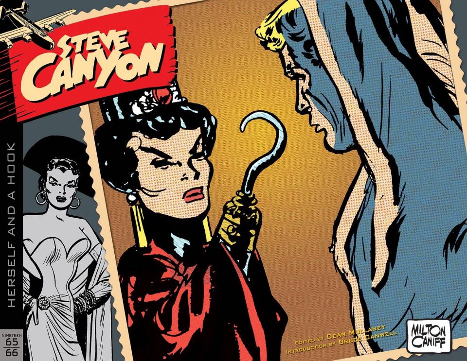 Steve Canyon Vol. 10: 1965-1966
