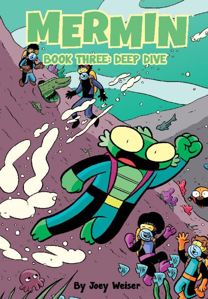 Mermin Vol. 3: Deep Dive